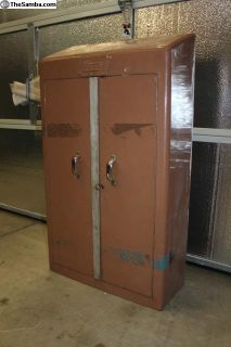 1952 Hazet 110 Wall Mount Tool Box Cabinet
