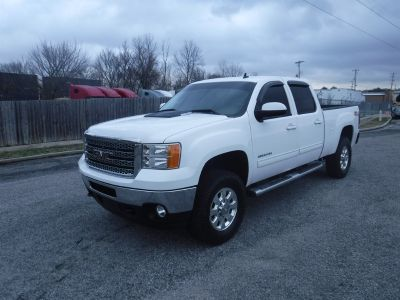 2011 GMC RSX SLT (White)