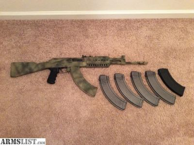 For Sale/Trade: M+M10 AK47