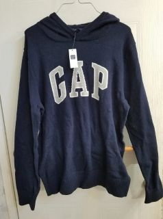 gap sweater hoody