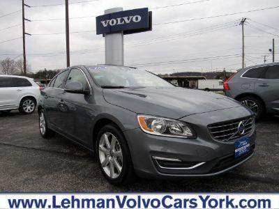 2016 Volvo S60 (Osmium Grey Metallic)