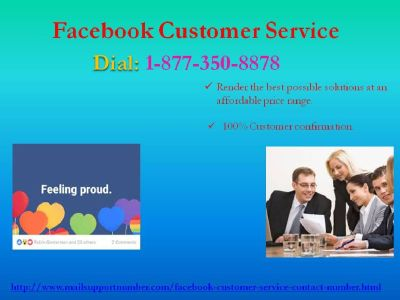 Facebook Customer Service @ 1-877-350-8878, to satiate your hunger for Fame on FB