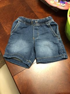 Carters 2T Jean Shorts