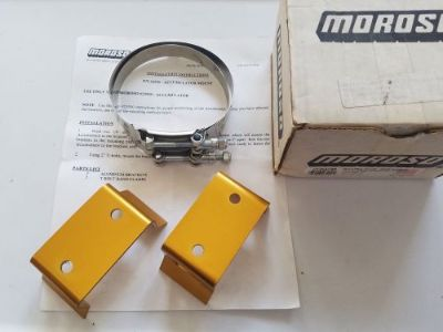Buy MOROSO ENGINE OIL ACCUMULATOR BRACKETS #23920 motorcycle in Schererville, Indiana, United States, for US $24.99