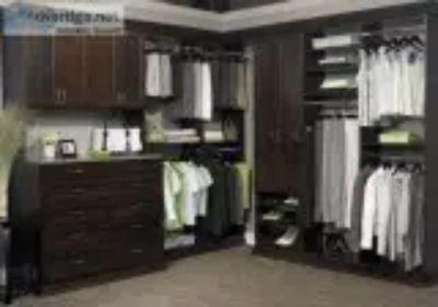 custom designed closets gets you organized Safety Harbor Fl.