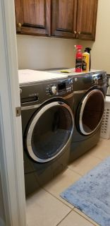 MUST SELL by Nov! Terrific WASHER & DRYER