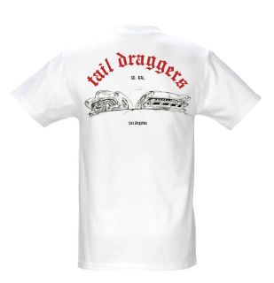 Find 3XL SO CAL TAIL DRAGGERS T-SHIRT HOT ROD RAT CUSTOM STREET FLATHEAD LOWRIDER motorcycle in Sacramento, California, United States, for US $24.98