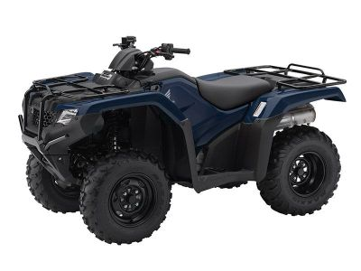 2016 Honda FourTrax Rancher 4X4 Automatic DCT Utility ATVs Johnson City, TN