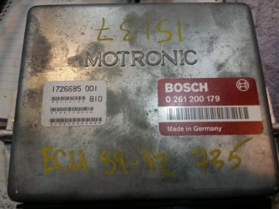 Purchase BMW BMW 735i Engine Brain Box Electronic Control Module 88 89 90 91 92 motorcycle in Seattle, Washington, United States, for US $100.00