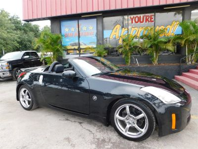 2009 Nissan 350Z Enthusiast (Black)