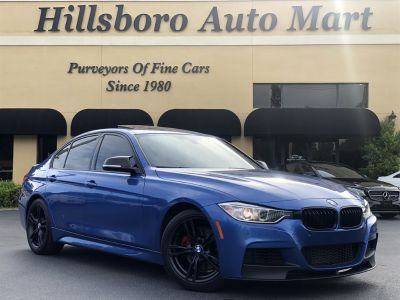 2014 BMW MDX 328i (Blue)