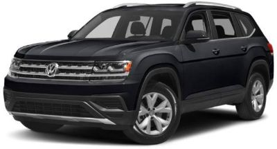 New 2019 Volkswagen Atlas 4MOTION