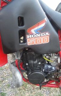 Find 1987 1988 HONDA CR500 ENGINE MOTOR NOT HONDA CR250 CR500 KART KIT CART KIT motorcycle in Kingwood, Texas, United States, for US $2,500.00