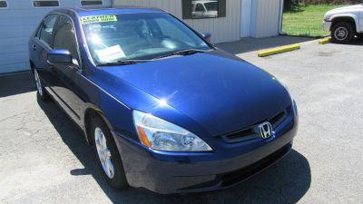 2003 Honda Accord EX (Blue)