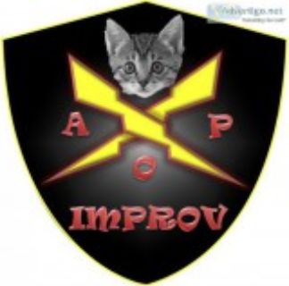 Accidentally On Purpose Comedy Improv on Valentine s Day at Marb