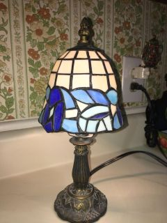 Stained glass lamp 10