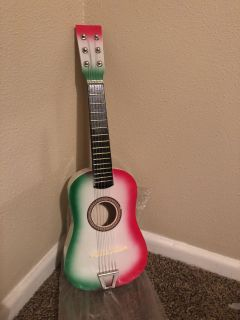 child s size mexican guitar