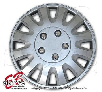 "Sell Hubcaps Style#738 15"" Inches 4pcs Set of 15 inch Rim Wheel Skin Cover Hub cap motorcycle in La Puente, California, US, for US $30.95"