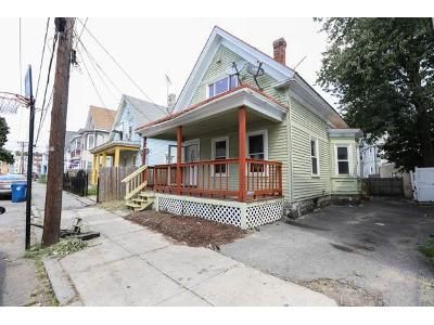 3 Bed 1 Bath Foreclosure Property in Lawrence, MA 01841 - Washington St