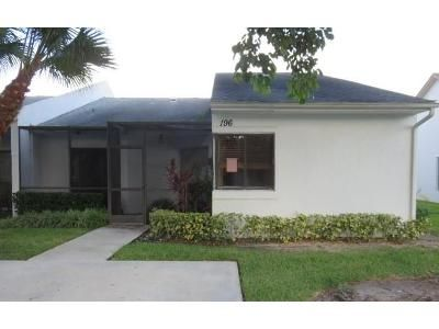 3 Bed 2 Bath Foreclosure Property in West Palm Beach, FL 33411 - Par Dr