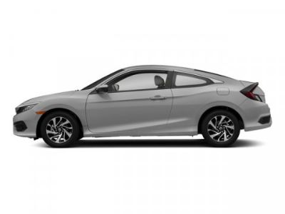 2018 Honda CIVIC COUPE LX (Lunar Silver Metallic)