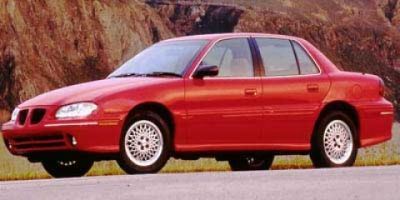 1997 Pontiac Grand Am SE (Medium Jade-Gray (Met))