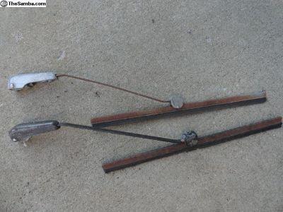 Volkswagen Beetle Early Wiper Arms