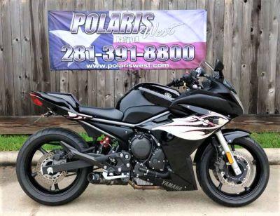 2011 Yamaha FZ6R Sport Katy, TX