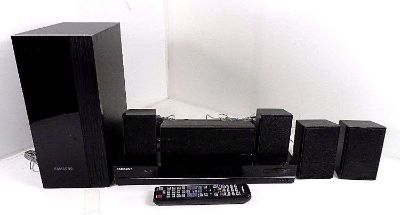 Samsung 3D Blu ray home theater