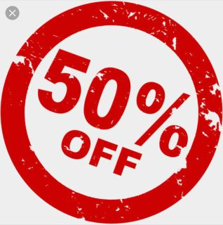 Take 50% off all clothing except Men s Under Armour Tops . Ppu