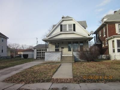 3 Bed 1 Bath Foreclosure Property in Fostoria, OH 44830 - W Tiffin St