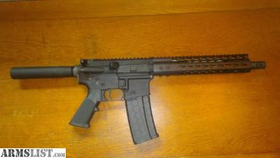 For Sale: Aero Precision AR-15 Pistol 5.56