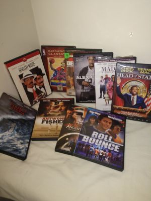 Movie mix lot(10 DVD's)