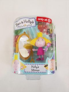 #4 ben & holly's little kingdom Holly's mirror