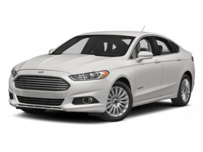 2013 Ford Fusion Hybrid SE (PURPLE)