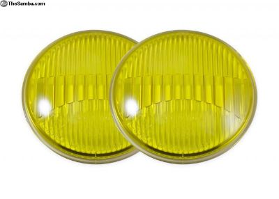 New Amber T34 Fog Light Lens Kit