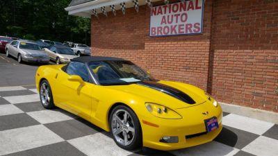 2008 Chevrolet Corvette Base (Velocity Yellow Tintcoat)