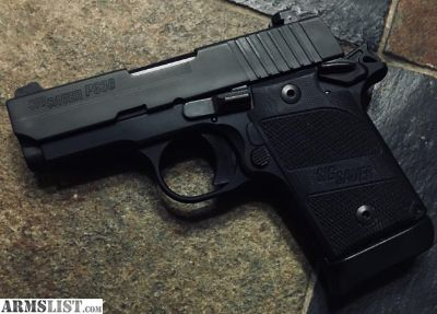 For Sale: Sig Sauer P938 Nightmare (9mm)