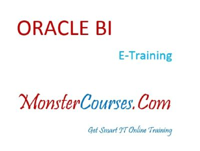 OBIEE Online training Classes at monstercourses