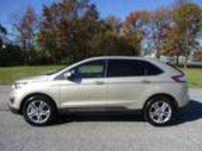 Used 2018 FORD EDGE For Sale
