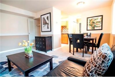 1 bedroom Apartment - At this garden style community.