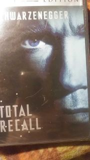 NEW DVD - TOTAL RECALL - SPECIAL EDITION - SEALED