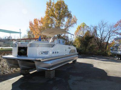 2018 Tahoe Pontoons Vision 2785RJ Pontoons Boats Osage Beach, MO
