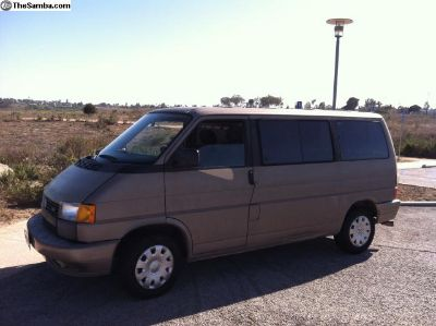 1993 TDI Eurovan