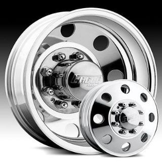"Find 19.5"" New Eagle Dually Wheels and Tires 8x6.5 Chevy 3500 Or Dodge 0569 Style motorcycle in Corona, California, US, for US $2,495.00"