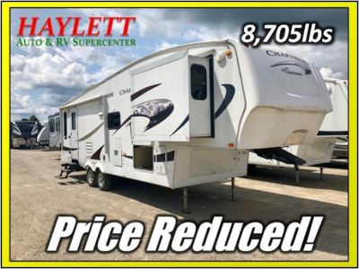 2009 Coachmen Chaparral 278DS