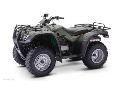 2006 Honda FourTrax Rancher 4x4 Utility ATVs Keokuk, IA