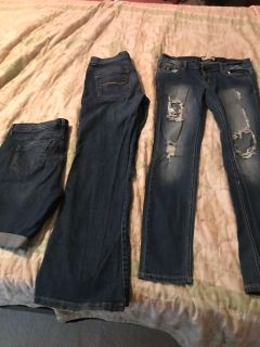 Nice pants/shorts Sz 12 like new