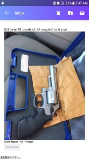 For Trade: Smith and wesson model 69