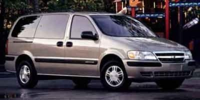 2002 Chevrolet Venture LS (Dark Bronzemist Metallic)